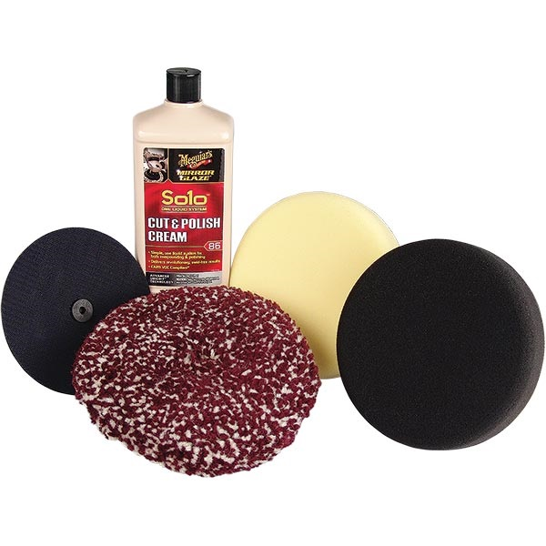 Meguiar's® Solo™ Polishing Kit