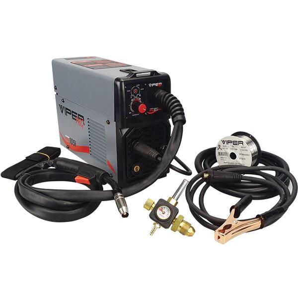 VIPERMIG™ 105 Amp MIG/Flux Core Welder
