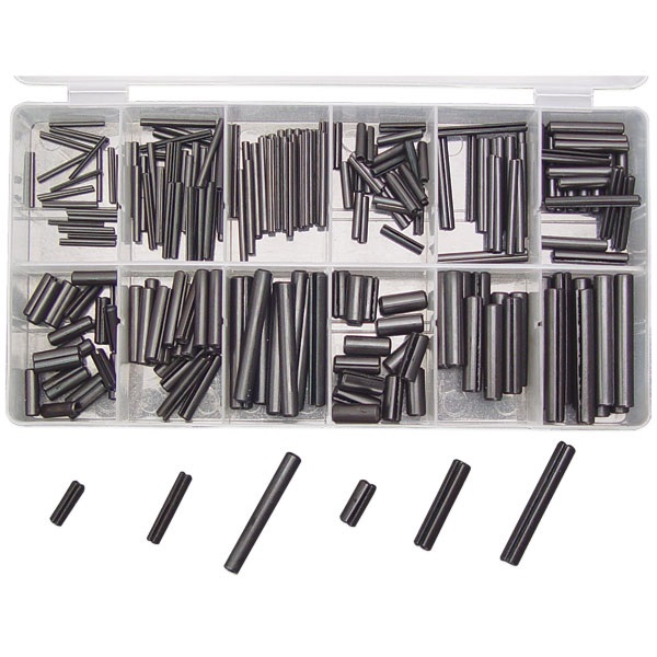 245 Pc Roll Pins