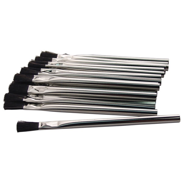 "24-Pack Acid Brushes - 1/2"" Wide"