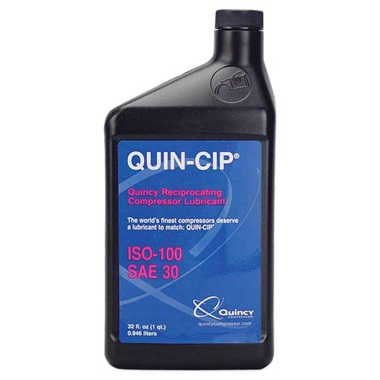 Quincy QUIN-CIP® Compressor Oil - 30 Wt
