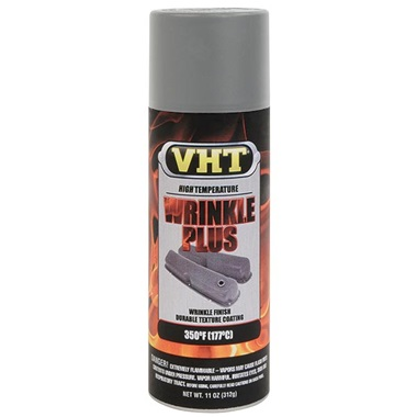 VHT® Wrinkle Plus Paint - Gray, 11 oz