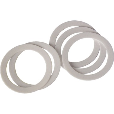 Gasket for 8-oz Plastic HVLP Cup - 5 Pk