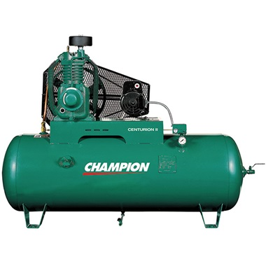 Champion® 5HP 2-Stage 80-Gal Horizontal Air Compressor