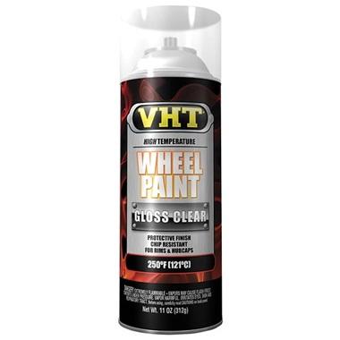 VHT® Wheel Paint - Gloss Clear, 11 oz