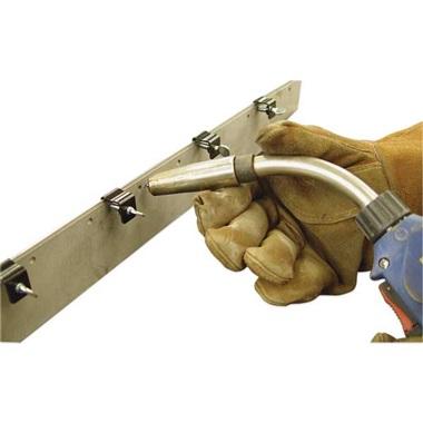 5-Pk Midget Panel Clamps