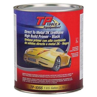 """TP Tools® """"3-IN-1"""" Urethane Primer (2K) DTM - Black, Gal"""