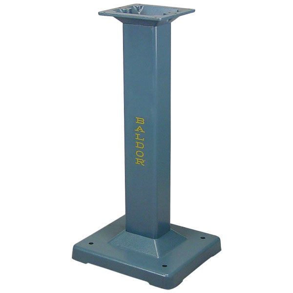 BALDOR® Cast-Iron Buffer Stand