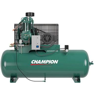 Champion® 5HP 2-Stage 80-Gal Horizontal Air Compressor