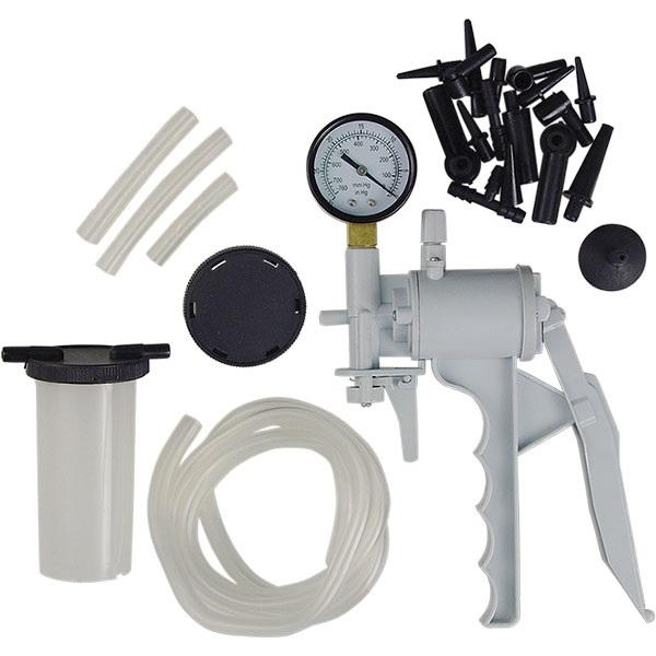 economy vacuum pump brake bleeding kit tp tools equipment. Black Bedroom Furniture Sets. Home Design Ideas