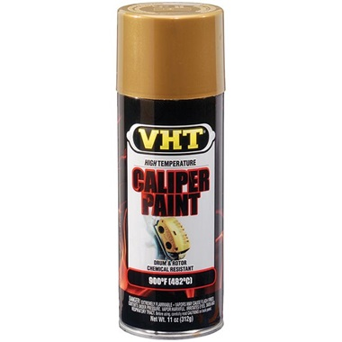 VHT® Brake Caliper Paint - Gold, 11 oz