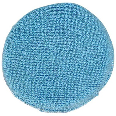 "4-1/2"" Diameter Micro Fiber Applicator Pad, 6 Pk"