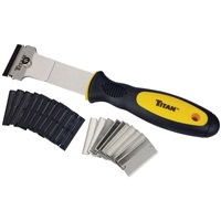 Titan™ Heavy-Duty Scraper with Razor Blades