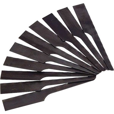 Replacement 32-Tooth Air Saw Blade Set, 10 Pk