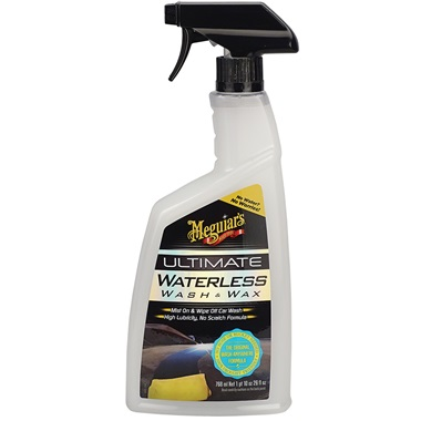Meguiar's® Ultimate Waterless Wash & Wax