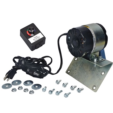 Super-Pro Abrasive Shaker & Variable Speed Control Kit