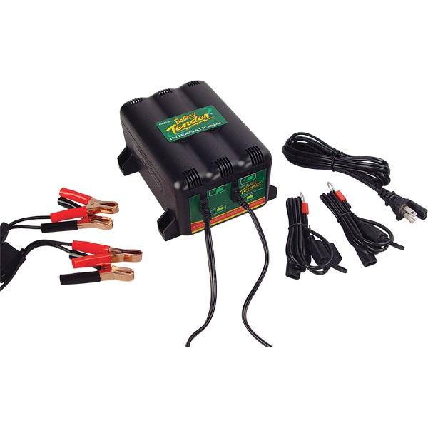12-Volt Battery Tender® 2-Bank Battery Charger
