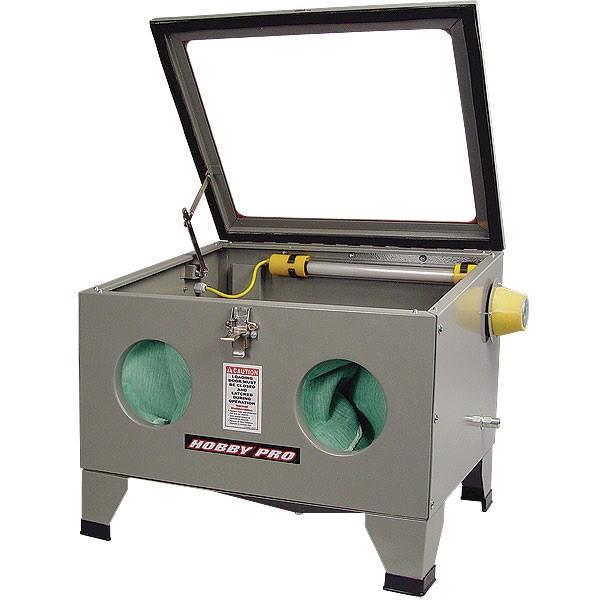 HOBBY PRO HP-50 Bench-Top Blast Cabinet - TP Tools & Equipment