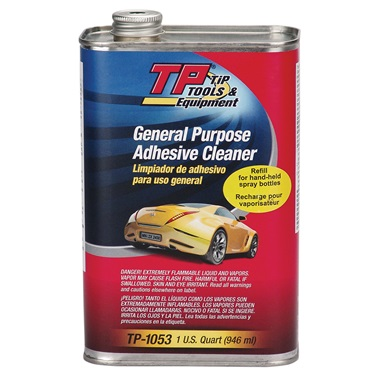TP Tools® General-Purpose Adhesive Cleaner