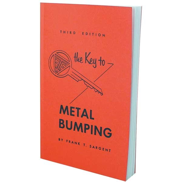 """The Key to Metal Bumping"" Book"