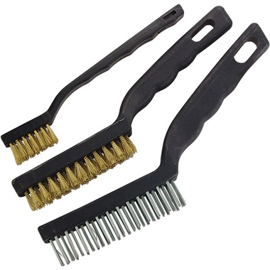 3-Piece Wire Brush Set