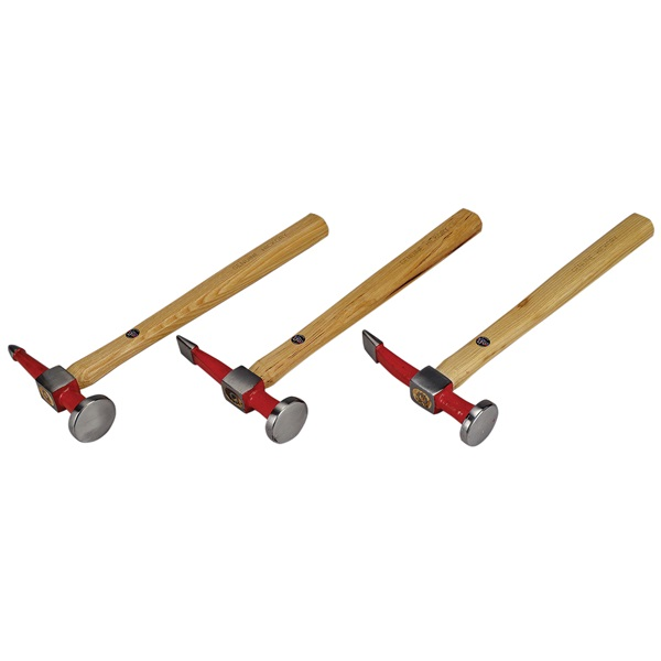 3-Pc Professional Hammer Set
