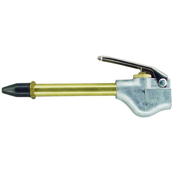 Rubber-Tip Blow Gun