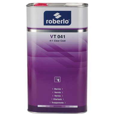 Roberlo® 4:1 Urethane Clearcoat, Gallon