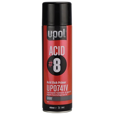 U-Pol® Acid Etch #8 Primer, Gray