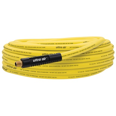 "Amflo™ Ultra Air™ 3/8"" x 50 Ft Hybrid Air Hose"