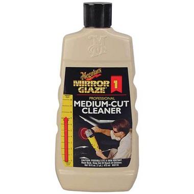 Meguiar's® Medium-Cut Cleaner