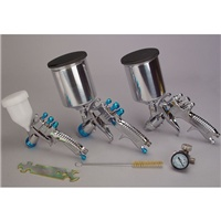 DeVilbiss® StartingLine™ HVLP Spray 3-Gun Set