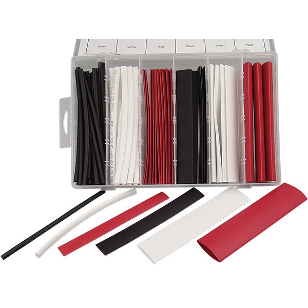 90-Pc Shrink Tube Kit