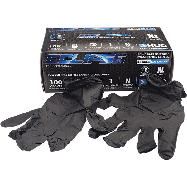 Eclipse 6 Mil Nitrile Gloves, XL