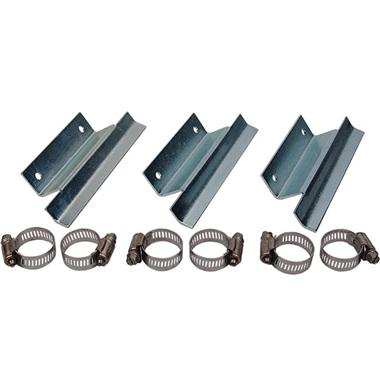 Metal Piping Wall Mounting Bracket Kit Tp Tools Amp Equipment