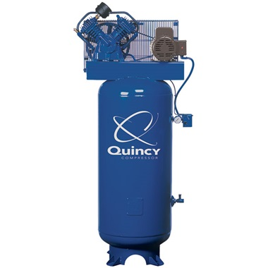 Quincy 5HP 2-Stage 60-Gal Air Compressor