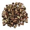 "1/4""-20 Zinc-Plated Steel Rivet Nuts - 100Pk"