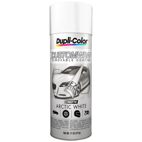 Dupli-Color® Custom Wrap Removable Coating