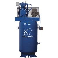 Quincy 5HP 2-Stage 80-Gal Air Compressor
