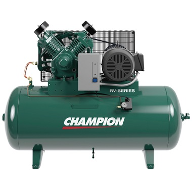 Champion® Heavy-Duty 15HP 2-Stage 120-Gal Air Compressor