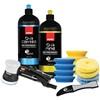 "RUPES® 3"" BigFoot® LHR75 Pneumatic Random Orbital Paint & Body Kit"