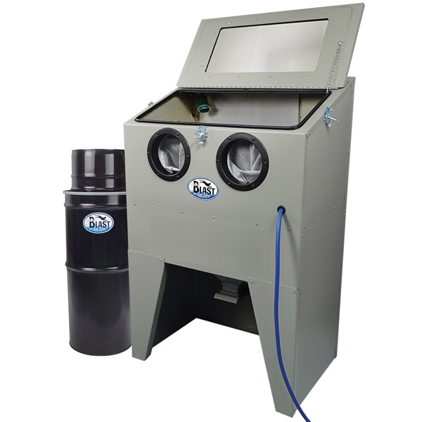 USA SKAT CAT 33V Top-Load Abrasive Blast Cabinet with Vacuum