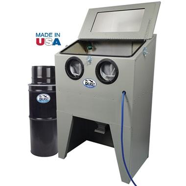 USA SKAT CAT 33V Top-Load Abrasive Blast Cabinet