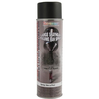 SEYMOUR® PBE Professional Trim Flat Black, 15 oz